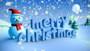 Merry-Christmas-Snow-Scene